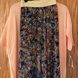 Lularoe Lucy floral small